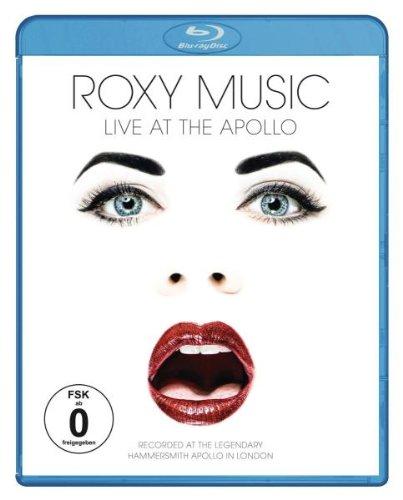 ROXY MUSIC - Live At The Apollo [Blu-ray]