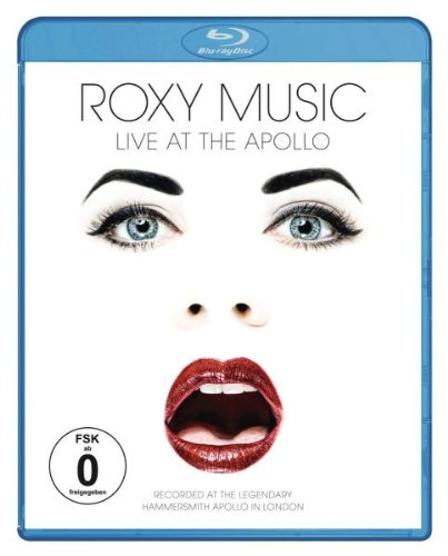 ROXY MUSIC - Live At The Apollo [Blu-ray]