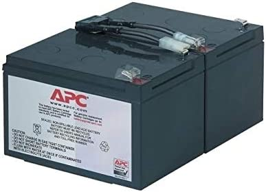 ExcessUPS APC APC SMART-UPS 1000 SUA1000 SU1000NET RBC 6 RBC6 REPLACEMENT BATTERY CARTRIDGE UPS BATTERY PACK - NEW!