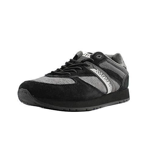 Napapijri Footwear Damen RABINA Sneaker, Schwarz (Black N00), 38 EU