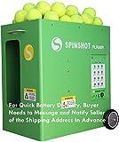 Spinshot-Player Tennis Ball Machine (Best Seller Ball Machine in the...