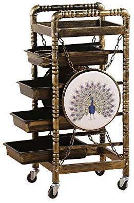 Peacock haardroger met 4 laden voor gereedschap