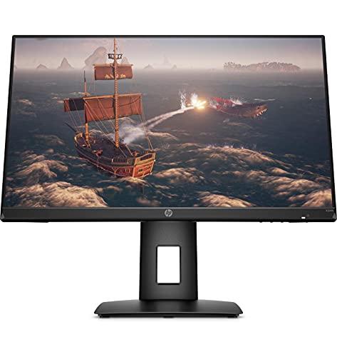 HP X24ih – Monitor 24' FHD (1920 x 1080 a 144Hz, IPS, 1ms, HDMI, Antirreflejo, Low Blue Light, Altura e Inclinación...