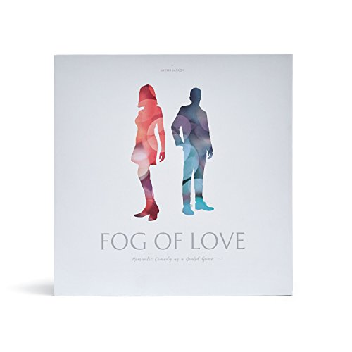 "Hush Hush Spiel HHP0000 ""Fog of Love"