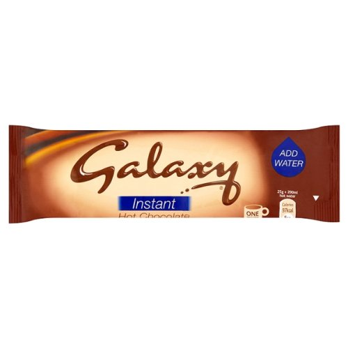 20 Galaxy Hot Chocolate Individuelle Sachets