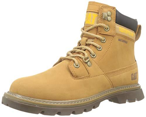 CAT Footwear Herren Ryman Wp Stiefeletten, braun (SUDAN BROWN Brown), 41 EU