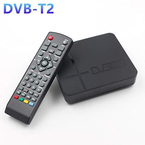 Leoie Mini HD DVB-T2 K2 WiFi Terrestrial Receiver Digital TV Box with Remote Control