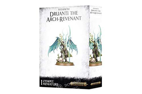 Warhammer AoS - Sylvaneth Druanti The Arch-Revenant