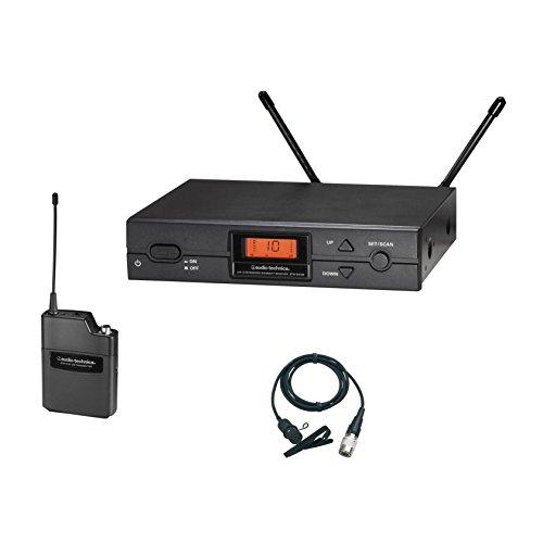Audio-Technica ATW-2129AI 2000 Series Wireless Lavalier System