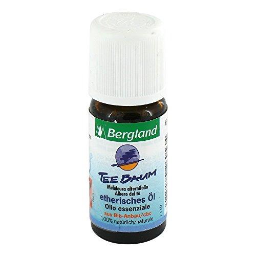 Teebaum Öl kbA Bergland, 10 ml