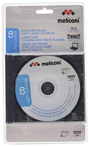 Meliconi - CD Lens Cleaner - Reinigingscd voor laser van CD-weergaveapparaten