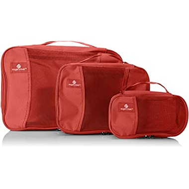 Eagle Creek Pack It Cube Set, Red Fire, 3 Pack