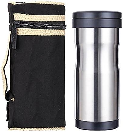 TEE Tassen Tassen Tassen mit Tee Filter Business Büro Damen und Herren Edelstahl Isolierung Kaffee Tasse B07431HPMD   Erste Klasse in seiner Klasse  4a2283