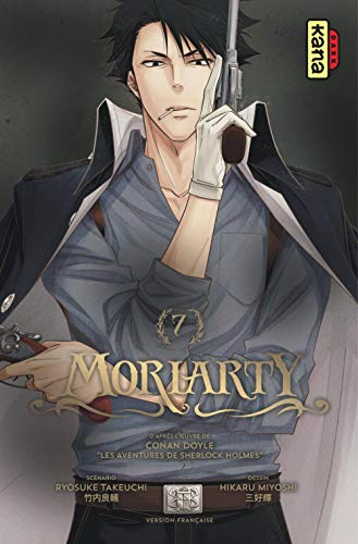 Moriarty the Patriot Edition simple Tome 7
