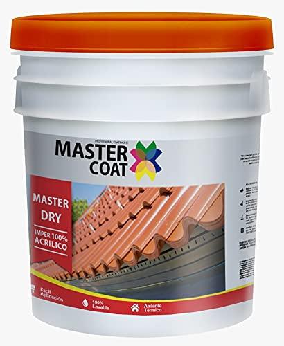 Impermeabilizante Meridian marca Master coat