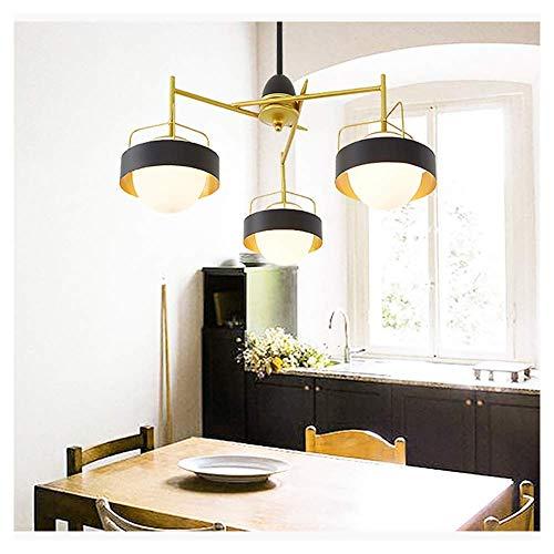 Hanglamp-kroonluchter, hanglamp, plafondlamp, elegant kristalglas, meerdere lampen, moderne productie