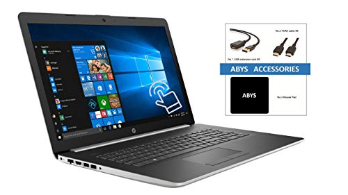 Cheapest Price! HP 17z 17.3 HD+ SVA WLED-Backlit Touchscreen Laptop, AMD Ryzen 5 3500U up to 3.7GHz...