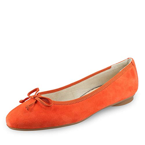 Paul Green Ballerinas Ballerina orange 39
