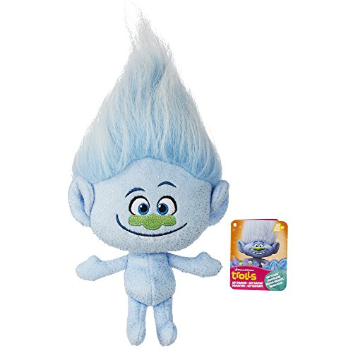 DreamWorks Trolls Guy Diamond Hug 'N Plush Doll by Trolls