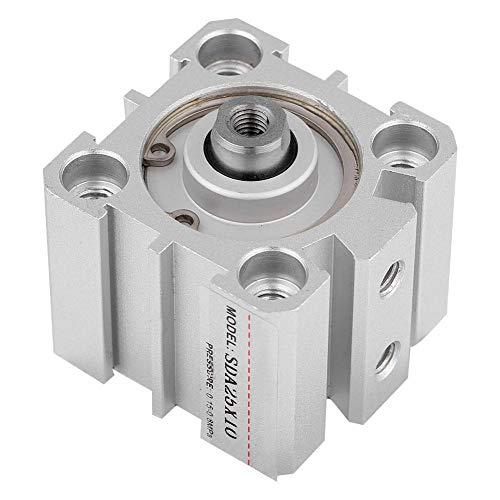 Cilindro pneumatico di alta qualità Attuatori pneumatici Cilindro pneumatico Attuatori a stelo filettato singolo Controllo automatico del motore