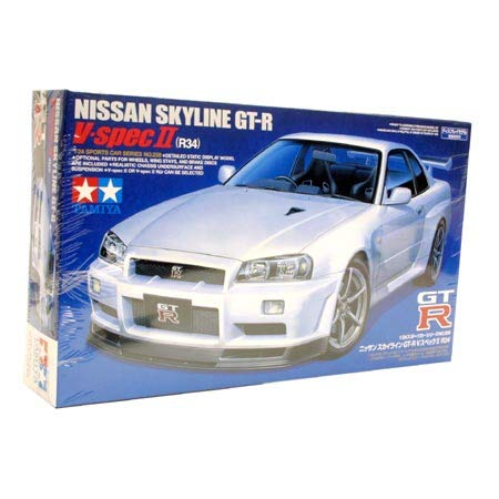 Tamiya America, Inc 1/24 Nissan Skyline GT-RV, TAM24258