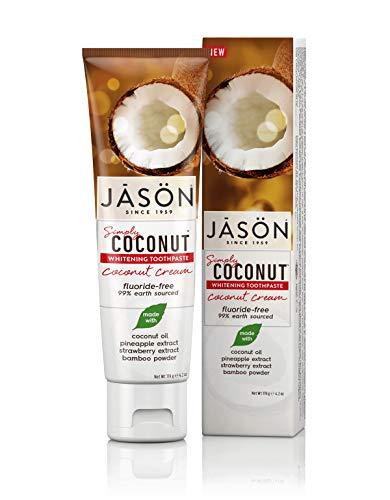 JASON COSMETICA tandpasta, per stuk verpakt (1 x 119 g)