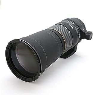 Sigma 170-500mm f/5-6.3 DG RF APO Aspherical Ultra Telephoto Zoom Lens for Canon SLR Cameras