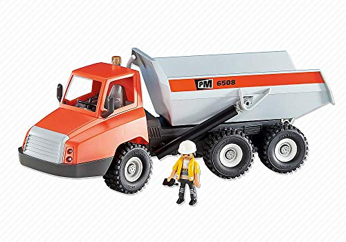 Playmobil City Action 6508 Riesen-Dumper