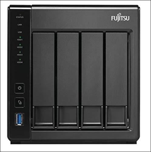 Fujitsu CELVIN NAS QE807 4X4TB EU