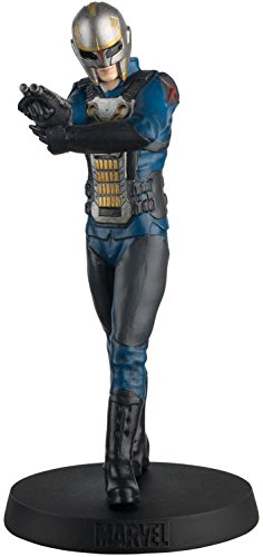 FIGURA DE RESINA MARVEL MOVIE COLLECTION Nº 38 NOVA CORPS