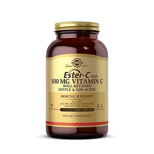 SOLGAR Ester-C Plus 500 mg/250