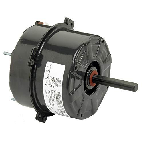 1901 Nidec | 0.167 hp 1075 RPM 1-Speed 208-230V; 5
