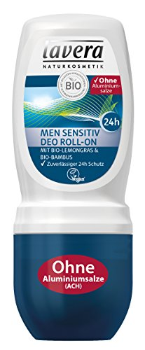 lavera Deo Roll On Men Sensitiv, 50ml