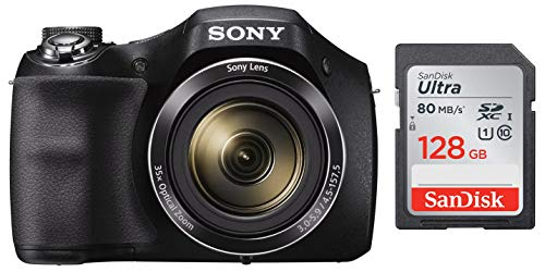 Sony DSC-H300/BC E32 Cyber-Shot Point & Shoot Digital Camera...