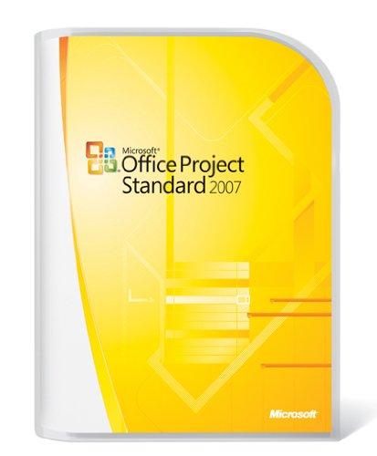 Microsoft Project Standard 2007 deutsch