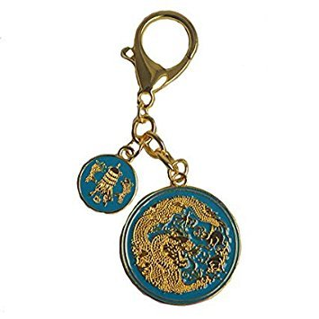 Chinese Feng Shui : Victory-Enhancing Talisman Key -Chain Bring Out All Your Professional Qualities