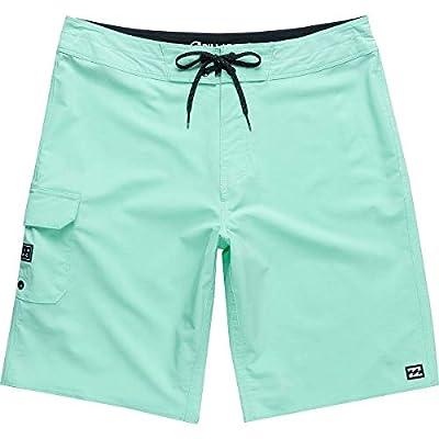 Billabong Men's All Day Pro Boardshorts Green 33 from Billabong