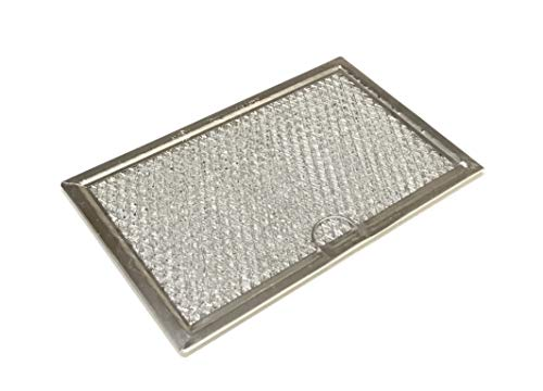 OEM LG Microwave Grease Filter Shipped with LMV1831SW, LMV2031BD, LMV2031SB, LMV2031ST, LMV2031SW