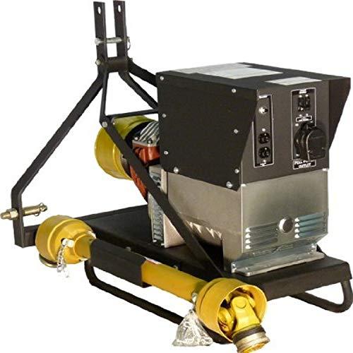 IMDLLC 16002P PTO Generator with Auto Voltage Regulator, 16 kW