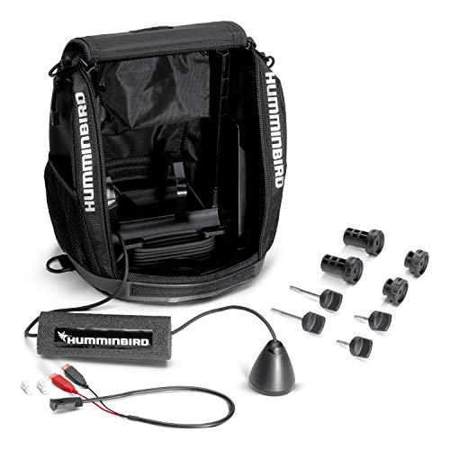 Humminbird 740178-1NB Humminbird 740178-1NB Ice PTC UNB2 XI 9 1521 FB tragbarer Eiskoffer mit Chirp Eisumwandler, Keine Batteriekonfiguration