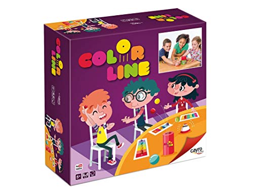 Cayro - Color Line - Juego de acción y rapidez - Juego...