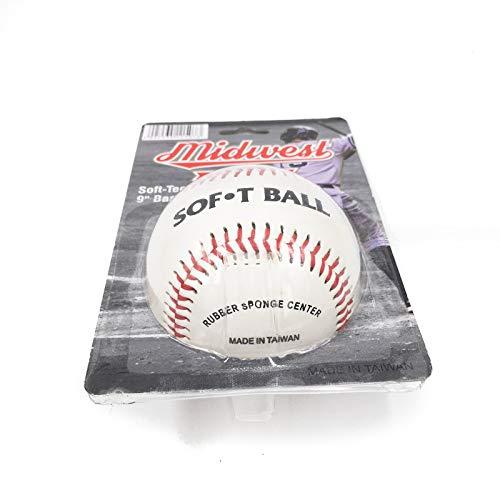 MIDWEST Official League Baseball Ball