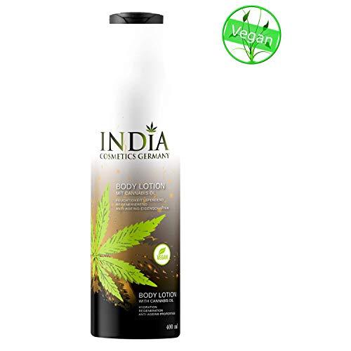 bodybalm Loción con Cannabis aceite