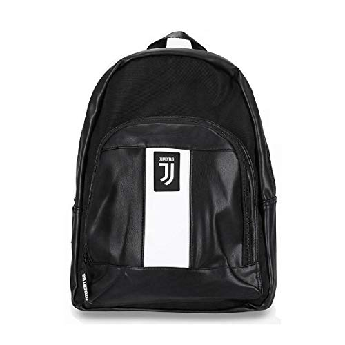 Juventus Zaino Backpack - 100% Originale - 100% Prodotto Ufficiale - Uomo - 35 x 41 x 10 cm - 15 litri
