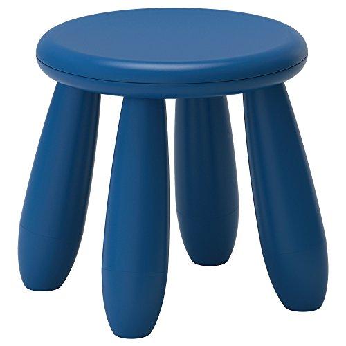 IKEA Mammut Kinderstoel Blauw marineblauw