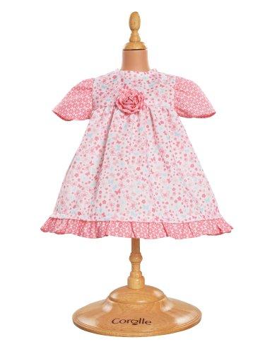 Corolle - W9015 - Vêtement Poupon 30cm Mon Premier - Robe Bonbon Fleurs