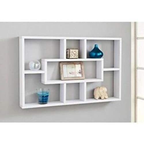 Wall Shelving Unit Amazoncouk Beauteous Wall Shelving Units For Bedrooms