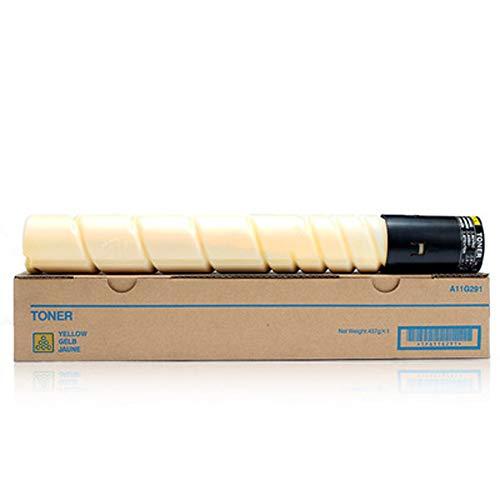 Toner a colori compatibile per KONICA MINOLTA TN319 per KONICA MINOLTA Bizhub C220 C280 C360 C7722 C7728 Colore della stampante Nero Giallo Magenta Ciano Pinter forniture-yellow