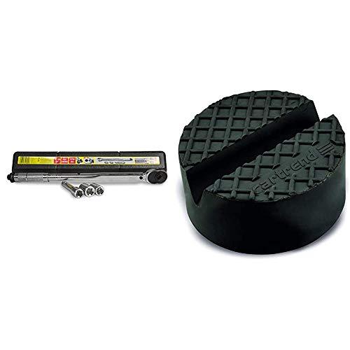 UNITEC Drehmomentschlüssel, Einstellbar von 40 bis 210 Nm, Antrieb 1/2
