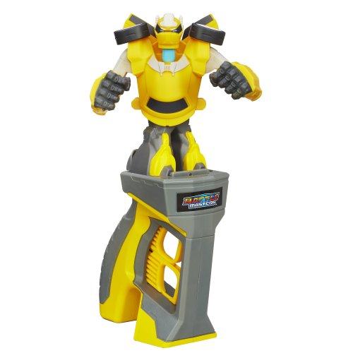 Figurine action transformers bourdon Battle Masters